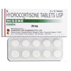 Hydrocortisone Tablates
