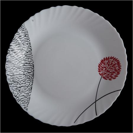 Opalglass Crockery Plates