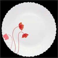Opalglass Round Dinner Plates