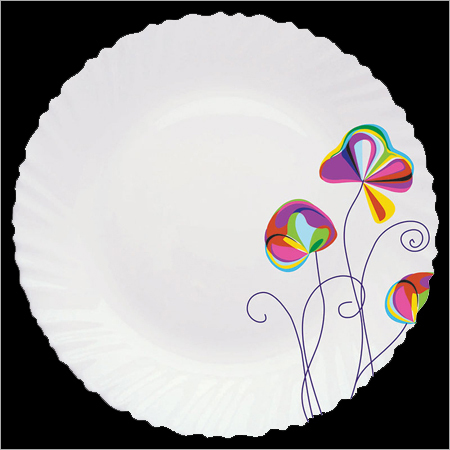 Opalglass Dinner Plates