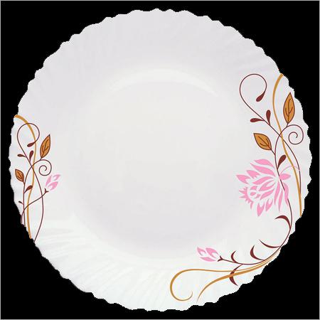 Opal Glass Dinner Plates