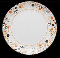 Round Melamine Dinner Plate