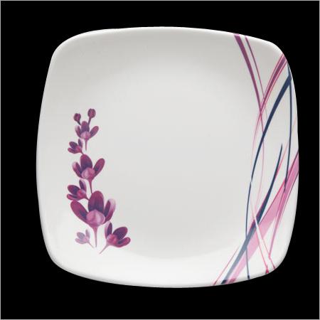 Square Melamine Plate