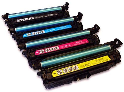 Ce400a Black, Ce401a Cyan, Ce402a Yellow, Ce403a Magenta, 507a