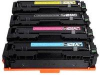 Cf510a.cf511a.cf512a.cf513a/204a Color Laser Toner Cartridge