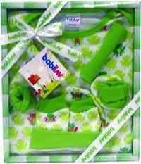 Baby Gift Set - 6pcs