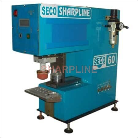 Small Surface Pad Printing Machine