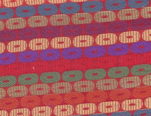Printed Jacquard Fabrics