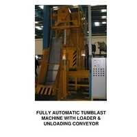 Auto Loading Tumblast Machine