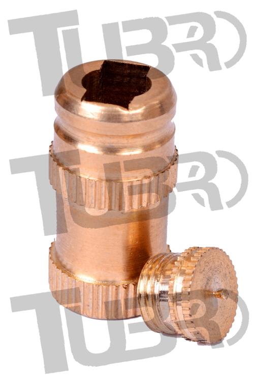 Brass Carbon Brush Holder
