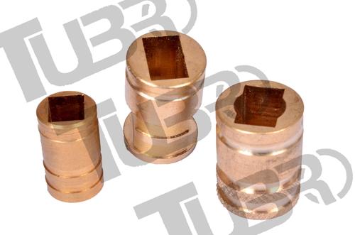 Brass Carbon Brush Holders