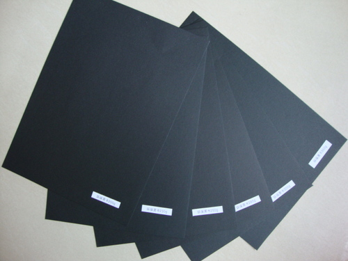 100% Virgin Pulp Black Paper