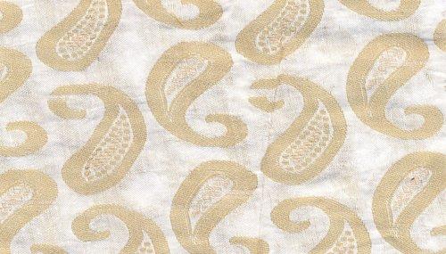 Chanderi 24 Carat Gold Jaquard Fabrics
