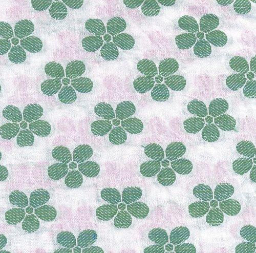 Chanderi Jaquard Dyble Fabrics