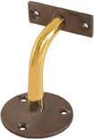 Brass Stand Bracket