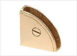 Brass Angle Bracket