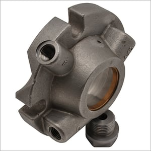 Steel Precision Engineering Components