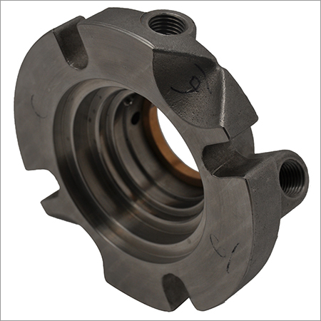Industrial Precision Machined Components