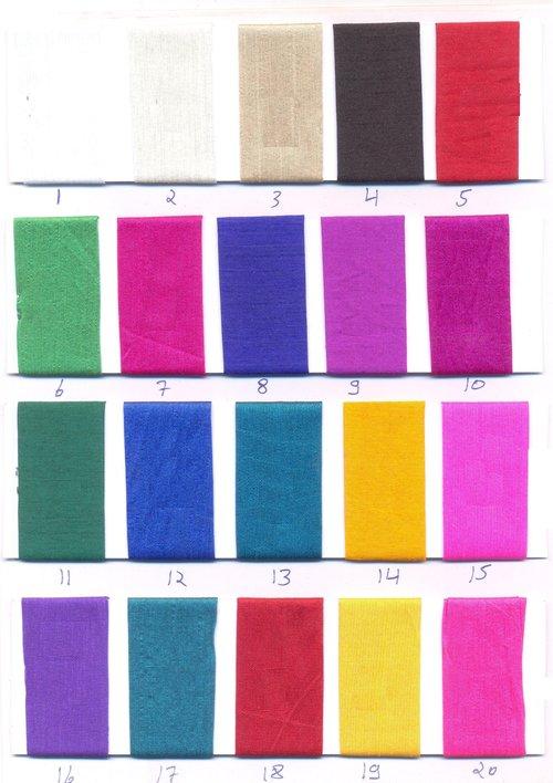 Cationic Polyester Fabrics