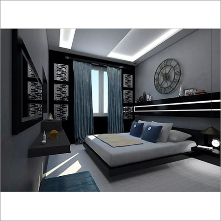 Modular Bedroom Interior Decoration