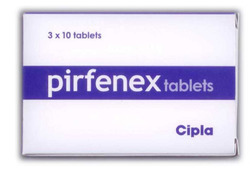 Cipla pirfenex cost in india