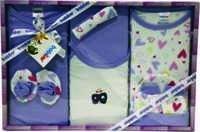 Baby Gift Set - 8pcs