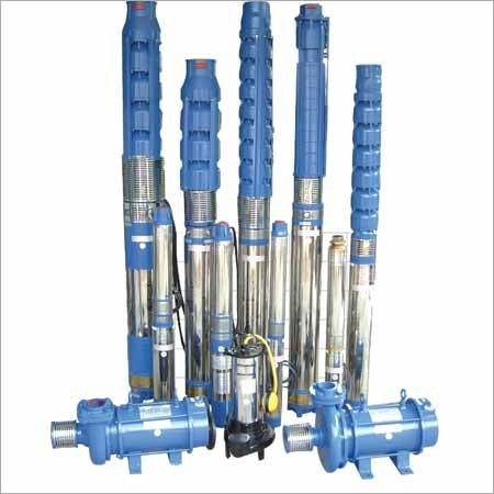 Borewell Submersible Pumpset (Single Phase / Three Phase)