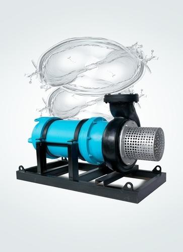 Horizontal Submerge Centrifugal Pump