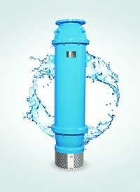 Polder Type Submersible Pump