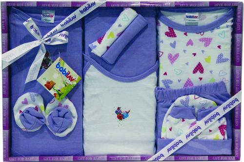 Baby Gift Set - 10pcs
