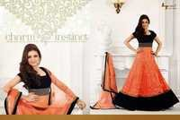 Elegant Anarkali Suit