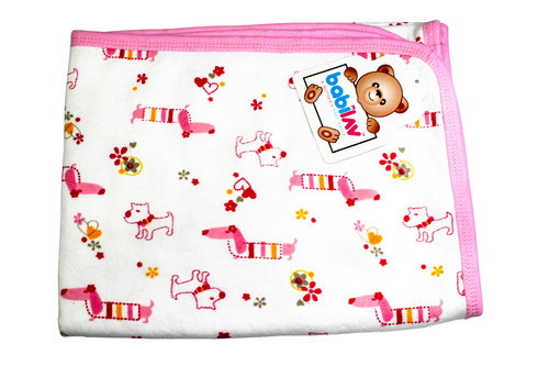 Baby Bath Towel - Printed