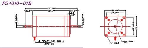 Mycom Stepper PS 4610-01A (B)
