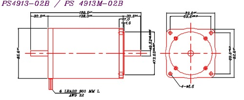 Mycom Stepper PS 4913M-02A (B)