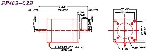 Mycom Stepper PF 468-02A (B)