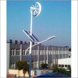 Solar Hybrid Street Light