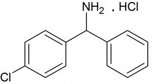 4-Chlorobenzhydryl Amine Hydrochloride