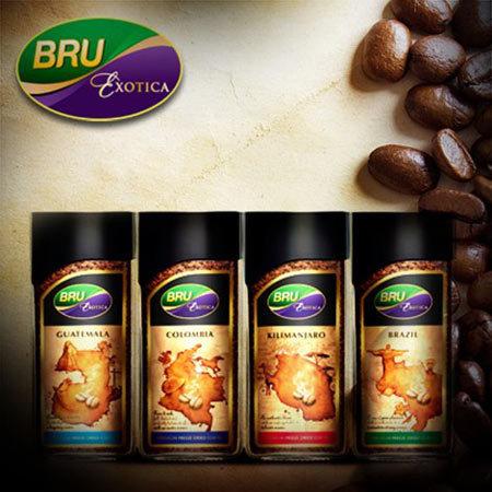 Bru Exotica (Premium Dried Coffee)