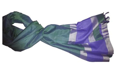Art Silk Scarves (Plain)