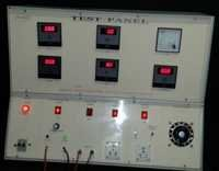 Electrical test Panel