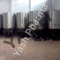 Distilled Water Storage Tanks