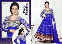 The Long Anarkali Suits