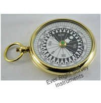 Locket compass