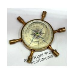 Condenser lens wheel compass