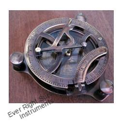 Antique Sundail Compass
