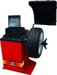 S240 Wheel Balancer