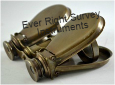 Brass Finish Binocular