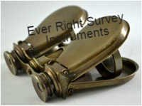 Brass Finish Binocular