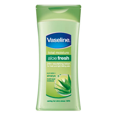 Vaseline Total Moisturizing Lotion