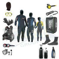 UNDER WATER DIVING KIT/SUIT